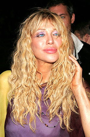 Courtney Love Actual