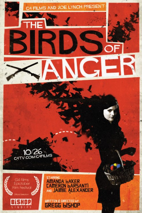 Birds of anger