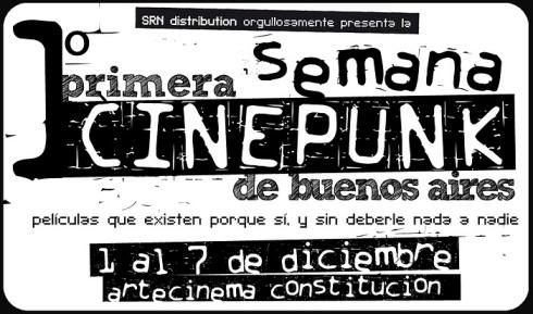 Semana del Cine Punk