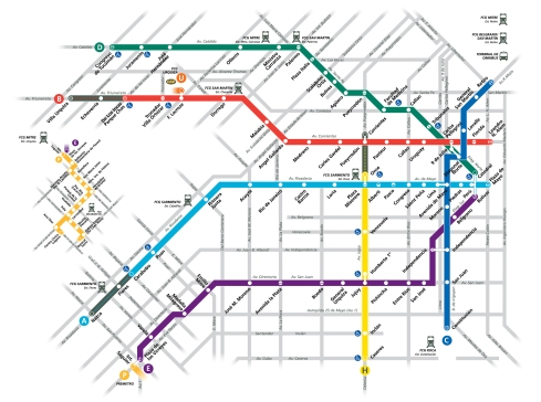 Buenos Aires Metro