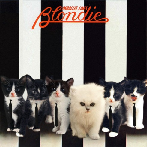 blondie-parallel lines