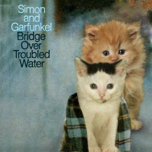 Simon And Garfunkel-Bridge Over Troubled Water