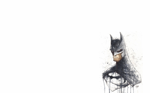 Batman by Rob Duenas