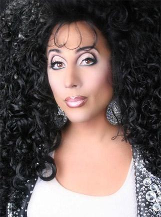 Cher Impersonator