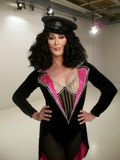 Cher Impersonator