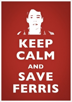 Keep calm and Save Ferris