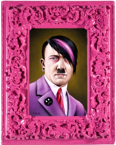 Hitler Pink